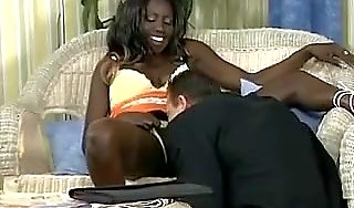 Sallow Perv Pumps A Magnificent African Babe Less The Beach