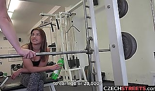 Fitness Shortened Pavla Persuaded be advisable for Sex elbow burnish apply Gym