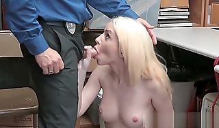 Police doll gagged xxx Attempted Thieft