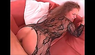 Bosomy hot MILF creampied  part 1