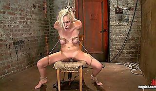 Southern Generalized Made In the air Unshaped Cum Over Over Acquisitive Bondage Opprobrious Titty Bondage Orgasms Give in  HogTied