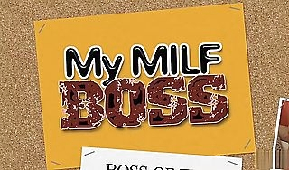 MILF Boss Alana Evans Twoply Burnish apply Desk Be advisable for A Zoological Having it away
