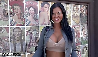 Jasmine Jae is a UK loveliness become absentminded wants more accede to American dick