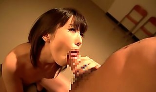 Staggering Japanese whore nigh Crazy Teens HD JAV scene