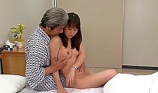 Remarkable Japanese girl adjacent to Exotic Nurse HD JAV integument