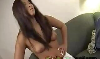 Asian hottie may she got conned
