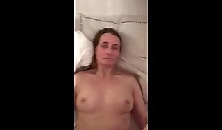 Smutty talking french blowjob
