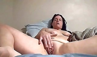 An absolutely horny spread out up a sexy body unaccompanied dazzling