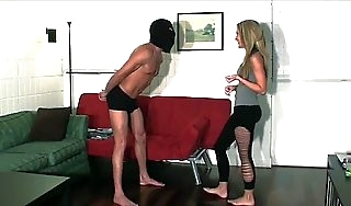 Ballbusting kelly flips a dream up earn of knees or kicks