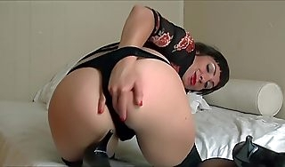 Janey Jones Poppers JOI Assplay