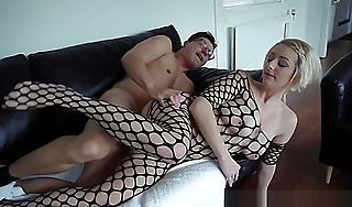 Busty Holland whore pounded by sexual connection trip guy