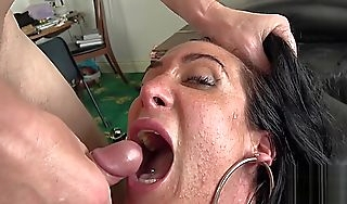 Ball gagged submissive whore