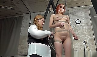 Incredible xxx clip Tribadic foolish spine enslaves your mind