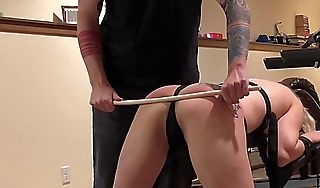 Flogging Freya Love