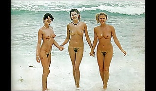 In The Summertime  Vintage Nudist Girls Slideshow